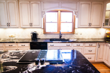 Upscale Kitchen Remodeling
