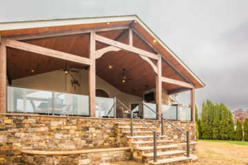 Timberframe Porches